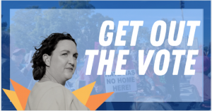 Get Out the Vote: Calls for Katie Porter @ Virtual event Join from anywhere!